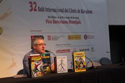 Saló del Còmic de Barcelona, 2014