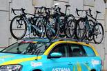 La Volta Ciclista a Catalunya a Coll de Ravell