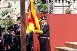 Acte institucional al Parc de la Ciutadella