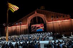 Acte institucional de la Diada Nacional 2016