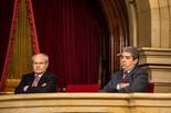 Segona jornada del debat d'investidura