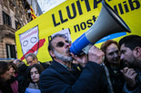 Concentració de suport a Santiago Vidal