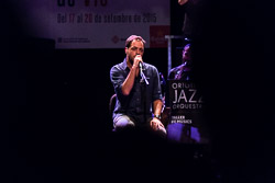 Mercat de Música Viva de Vic 2015 Concert inaugural de ANTÓNIO ZAMBUJO & OJO