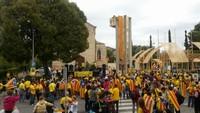 Via Catalana - Fotos dels lectors Santa Margarida i els Monjos