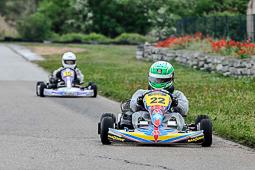 2a prova del Campionat de Catalunya de Kàrting al Circuit d'Osona