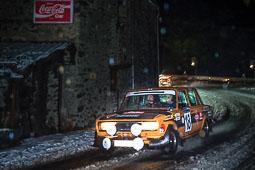 Ral·li Monte-Carlo Històric a la Collada de Toses