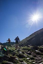 Ronda dels Cims-Andorra Ultra Trail 2014: Comapedrosa