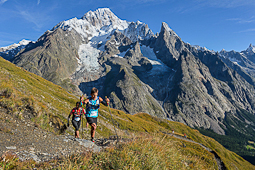 Ultratrail del Mont Blanc-Chamonix 2014 Foto: © The North Face® Ultra-Trail du Mont-Blanc® - Pascal Tournaire