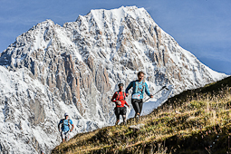 Ultratrail del Mont Blanc-Chamonix 2014 TDS 2014. Foto: © The North Face® Ultra-Trail du Mont-Blanc® - Pascal Tournaire