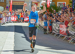 Ultratrail del Mont Blanc-Chamonix 2014 OCC 2014. Foto: © The North Face® Ultra-Trail du Mont-Blanc® - Pascal Tournaire
