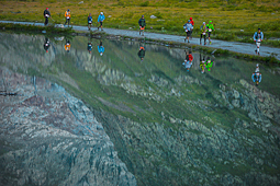 Ultratrail del Mont Blanc-Chamonix 2014 UTMB 2014. Foto: © The North Face® Ultra-Trail du Mont-Blanc® - Pascal Tornaire