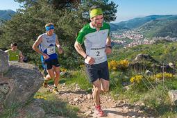 El 2014 a Nació Muntanya, en imatges Josep Viñas, campió de Catalunya a la Cursa de Sant Amand de Ripoll (Ripollès). Foto: Josep Maria Montaner