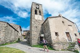El 2014 a Nació Muntanya, en imatges El Molló Trail-Camí de la Retirada a Espinavell (Ripollès). Foto: Josep Maria Montaner