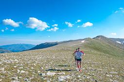 El 2014 a Nació Muntanya, en imatges Iker Karrera i Toti Bes, al Trail Ulldeter (Ripollès). Foto: Josep Maria Montaner