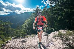 El 2014 a Nació Muntanya, en imatges Luis Alberto Hernando, a l'Ultra Pirineu. Foto: Josep Maria Montaner