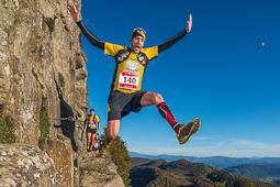 El 2014 a Nació Muntanya, en imatges Cabrerès Mountain Marathon (Osona). Foto: Josep Maria Montaner