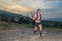 El 2014 a Nació Muntanya, en imatges Laia Díez, guanyadora de l'Ultra Collserola (Baix Llobregat). Foto: Josep Maria Montaner