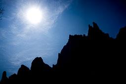Paisatges de curses de muntanya 2015 Montserrat (el Bages)
