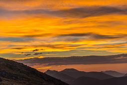 Paisatges de curses de muntanya 2015 Coma de Vaca des del Puigmal (el Ripollès)