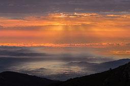 Paisatges de curses de muntanya 2015 Les Agudes (el Vallès Oriental)