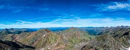 Paisatges de curses de muntanya 2015 La Pica d'Estats des del Comapedrosa (Andorra)