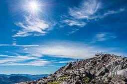 Paisatges de curses de muntanya 2015 Comapedrosa (Andorra)