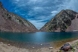 Paisatges de curses de muntanya 2015 Estany Forcat (Andorra)
