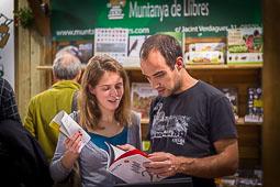 Fira de la Muntanya i del Llibre a Vic 2015