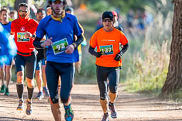 Cursa de Muntanya l'Eramprunyà de Gavà 2015