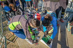 Cursa d'Orientació per la Marató de Sant Cugat del Vallès