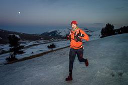 Dark Polar Race a la Molina