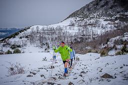 Trail Serra Cavallera a Ogassa