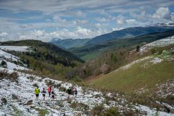 Molló Trail, Camí de la Retirada