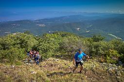 Trail Fonts del Montseny