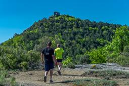 Via Castrum a Santa Eulàlia de Puig-oriol