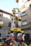 Primer aniversari Castellers de Solsona