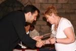 Fi de curs de l'escola de Formació de laics de Solsona 2012