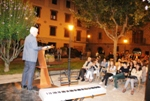 Presentació del projecte Xavier Jonuou. Solsoní de paraula i obra