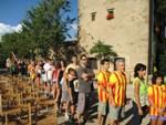 Assaig V Catalana al Castellvell