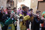 Baixada de Banderes del Carnaval Solsona 2014