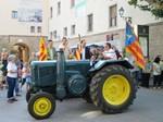 Tractorada de la Festa Major de Solsona 2014