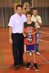 20è Torneig 3x3 bàsquet Solsona Categoria infantil  David Alonso i Solé (2 empats)7 de 10 tirs anotats