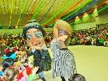 Ball d'Assaig del Carnaval 2011 a la Sala Polivalent