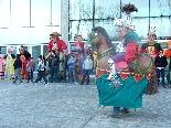 Assajos dels ballets del Carnaval de Solsona 2011