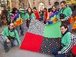 Baixada de Banderes del Carnaval 2011
