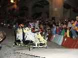 Baixada de Boits del Carnaval 2011 A punt per superar un obstacle