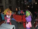 Baixada de Boits del Carnaval 2011 Les hostesses de la baixada