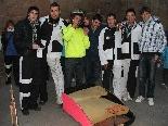 Baixada de Boits del Carnaval 2011 Un equip de campions