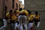 Bateig dels Castellers de Solsona