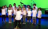 Concert de l'Escola Municipal de Música Cant coral, grup E